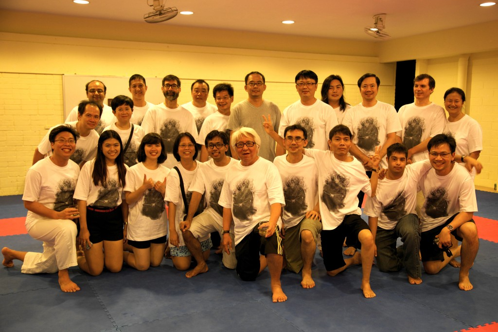 Freddy Sensei's 50th Anniversary of Aikido
